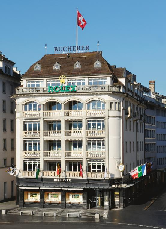 Bucherer AG, Luzern