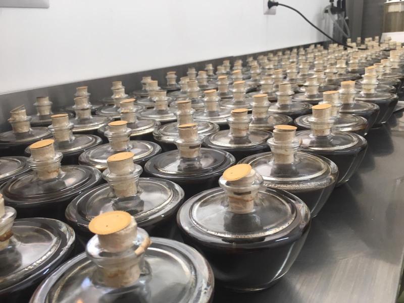 produzione liquore di Mirto del Salento