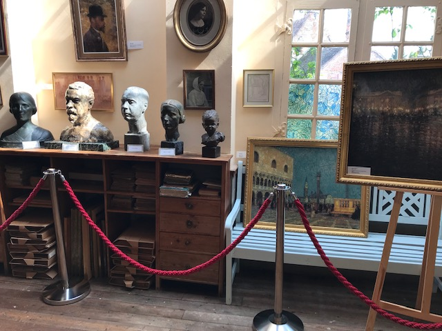 l'Atelier du Peintre Henri Le Sidaner