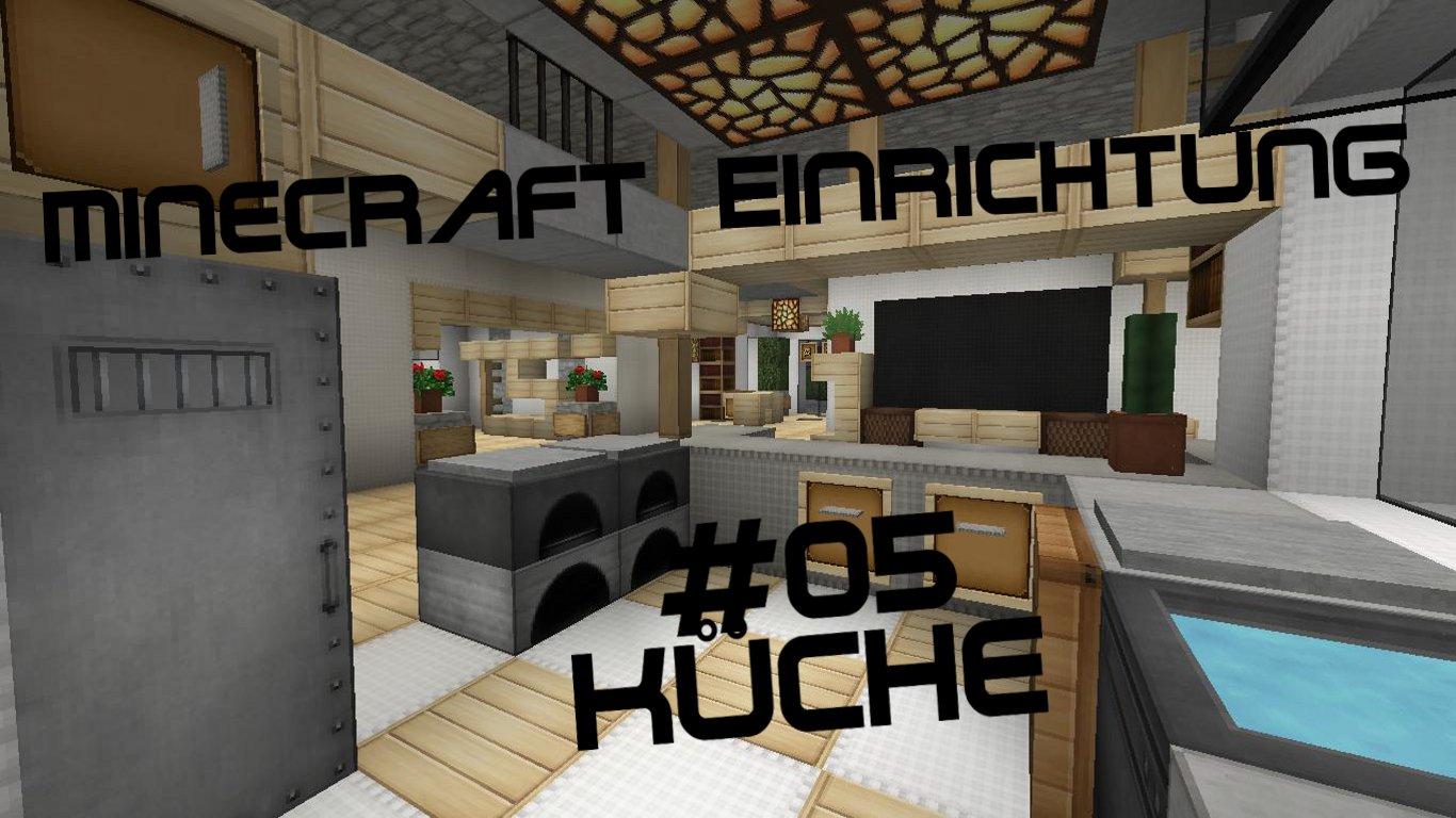 Einrichtungen - Minecraft Häuser bauen Webseite!