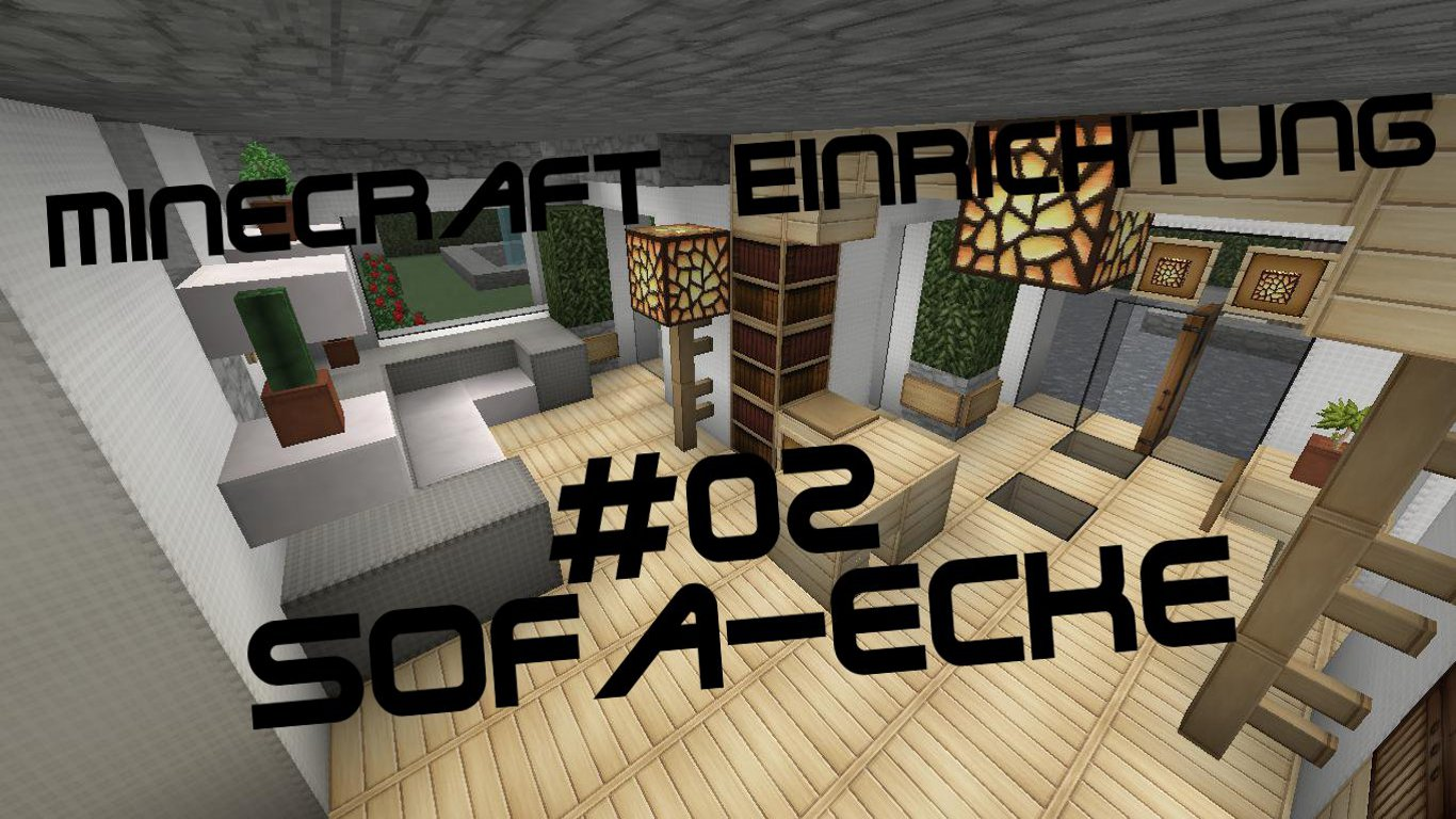 einrichtungen minecraft h user bauen webseite. Black Bedroom Furniture Sets. Home Design Ideas
