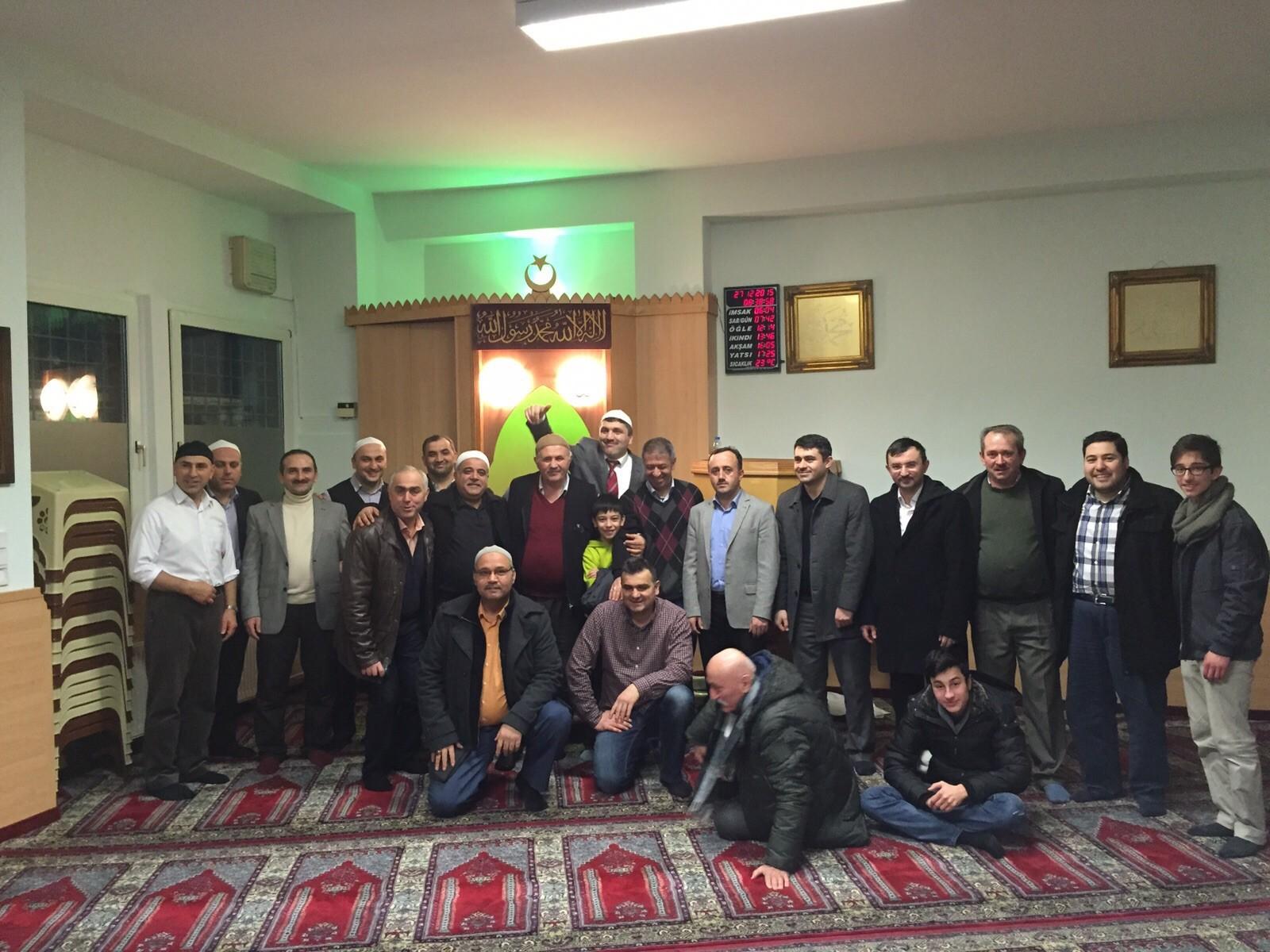 Ditib Muradiye Camii  27.12.2015