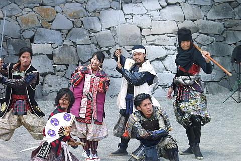 熊本城おもてなし隊