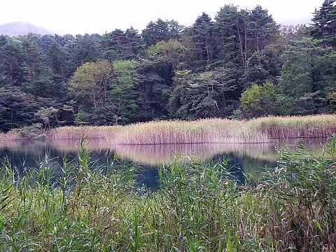 若き頃にはじめて見た湖に感動