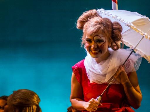 Esmeralda, Die verkaufte Braut. Foto: Uwe Selle @fotovideograf.de