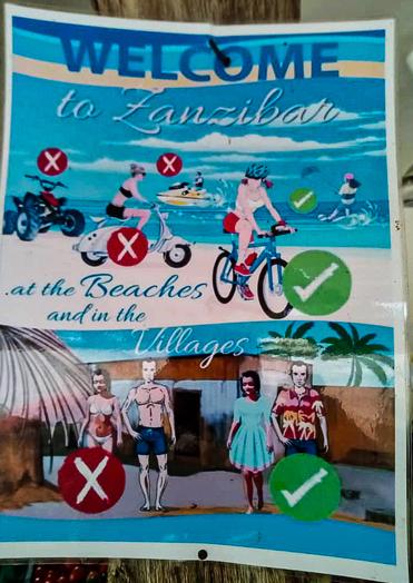 Sansibar: Insel der Sorglosen?