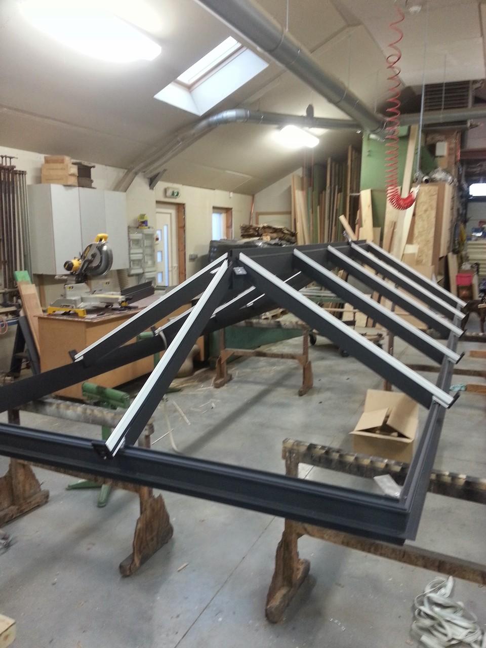 Fabricant blyweert aluminium conception menuiserie for Fabricant menuiserie aluminium