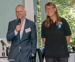 Uwe Münzenberg und Karin E. Götz (C) 2016 Avalon