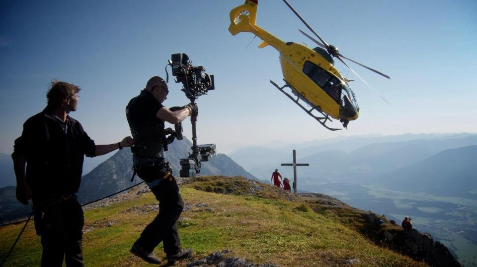 Ramsau is the filming location for the German TV programme Die Bergretter
