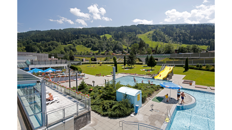 Schladming outdoor pool