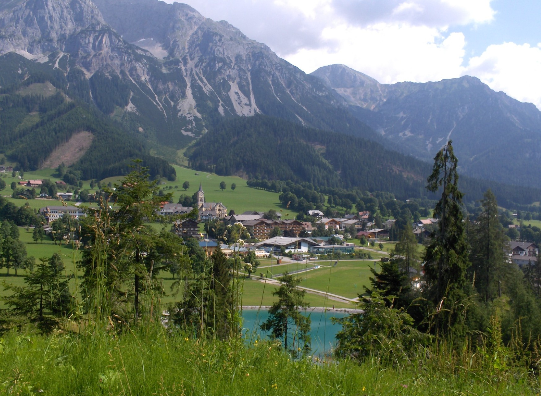 Beautiful Ramsau Ort