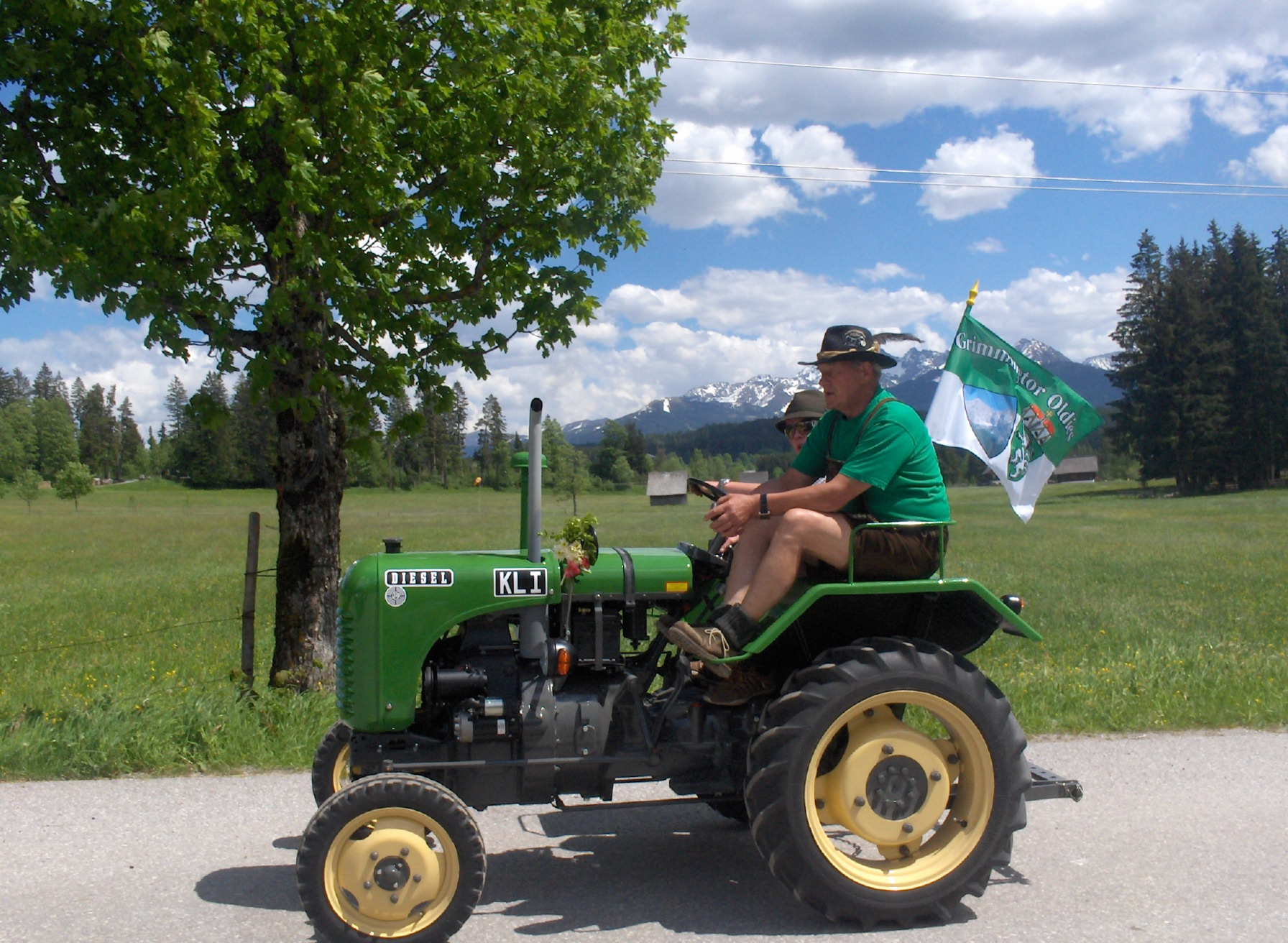 Tractor festival