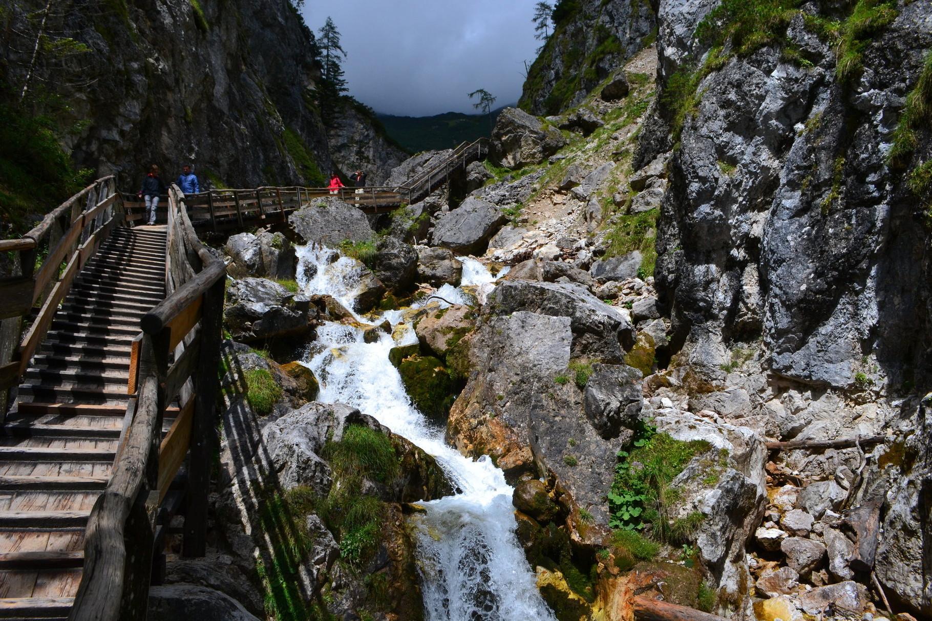 The Silberkarklamm