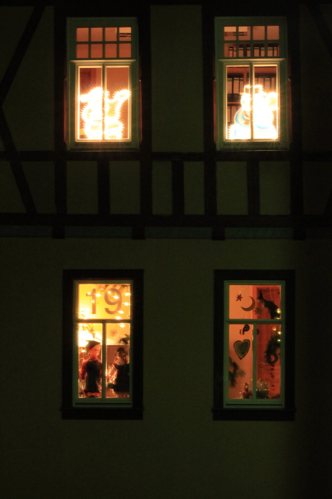 19.12./ Alte Mühle Crawinkel