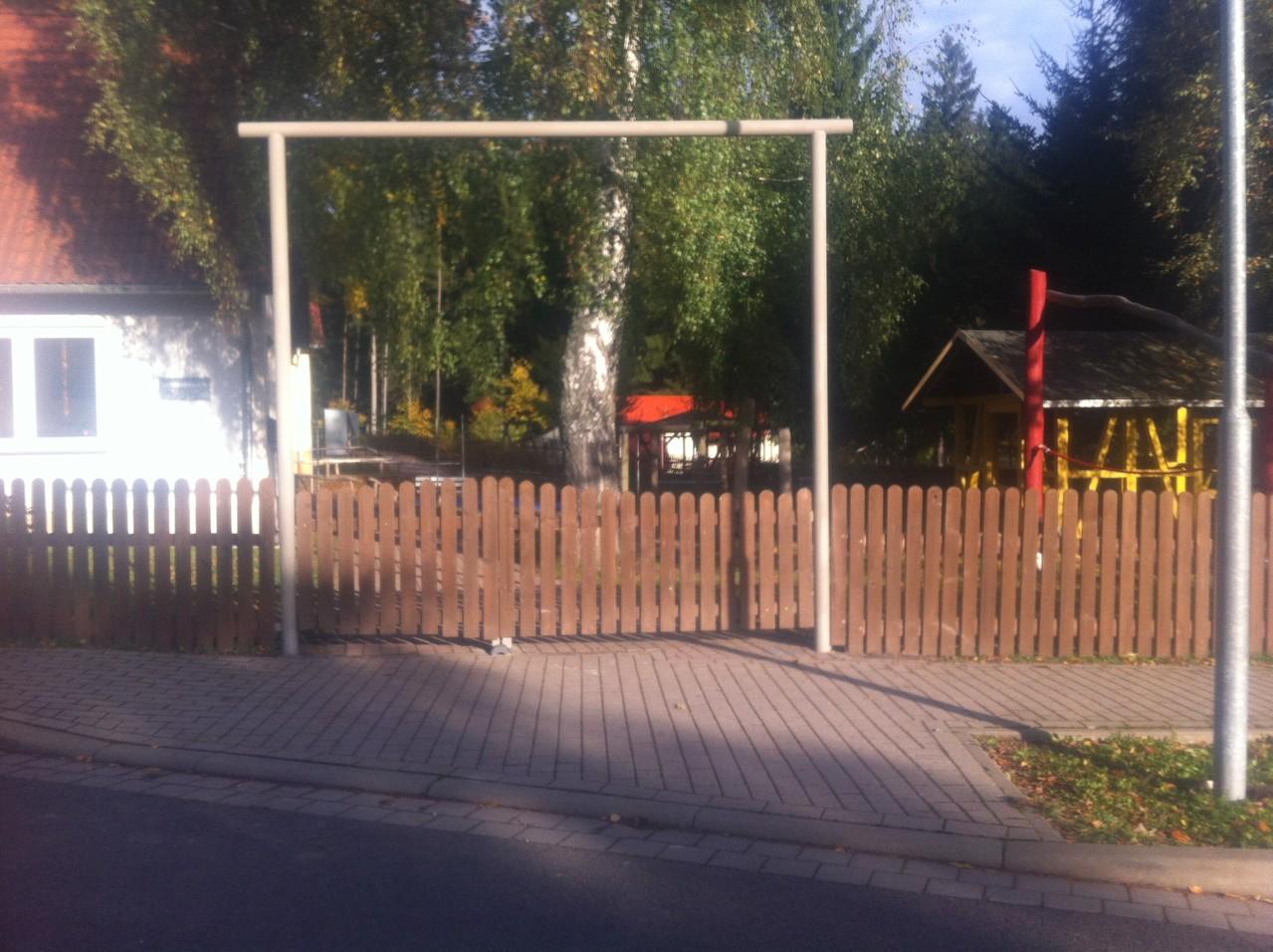 Am 31.01.2013 hört die jahrelange Kindergartenchefin Frau Weißensee auf. Frau Ludwig übernimmt ab 01.02.2013