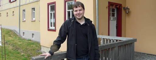Onno Eckert gibt nach knapp 3 Jahren seinen Rücktritt bekannt. Aus privaten Gründen.   Foto: TA