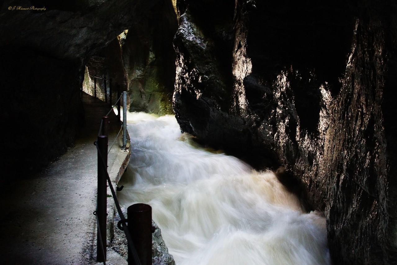 Partnachklamm in Garmisch Partenkirchen