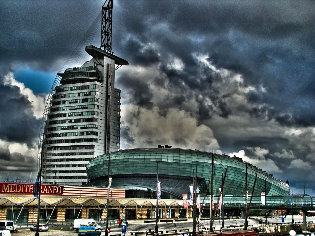 Bremerhaven, Mediterraneo und Klimahaus