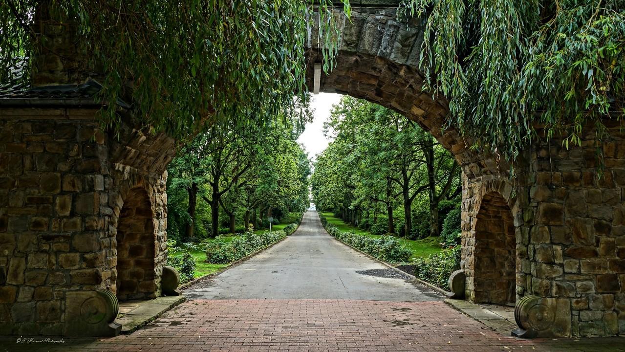 Seitengang, Hauptfriedhof