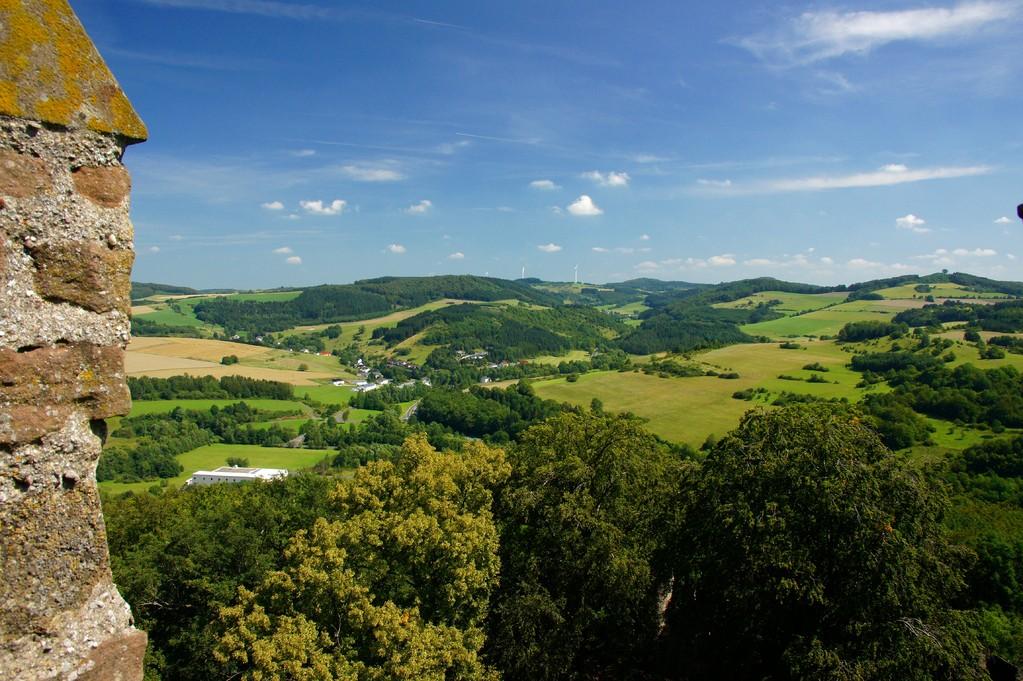 Wolf- und Adlerpark, Eifel