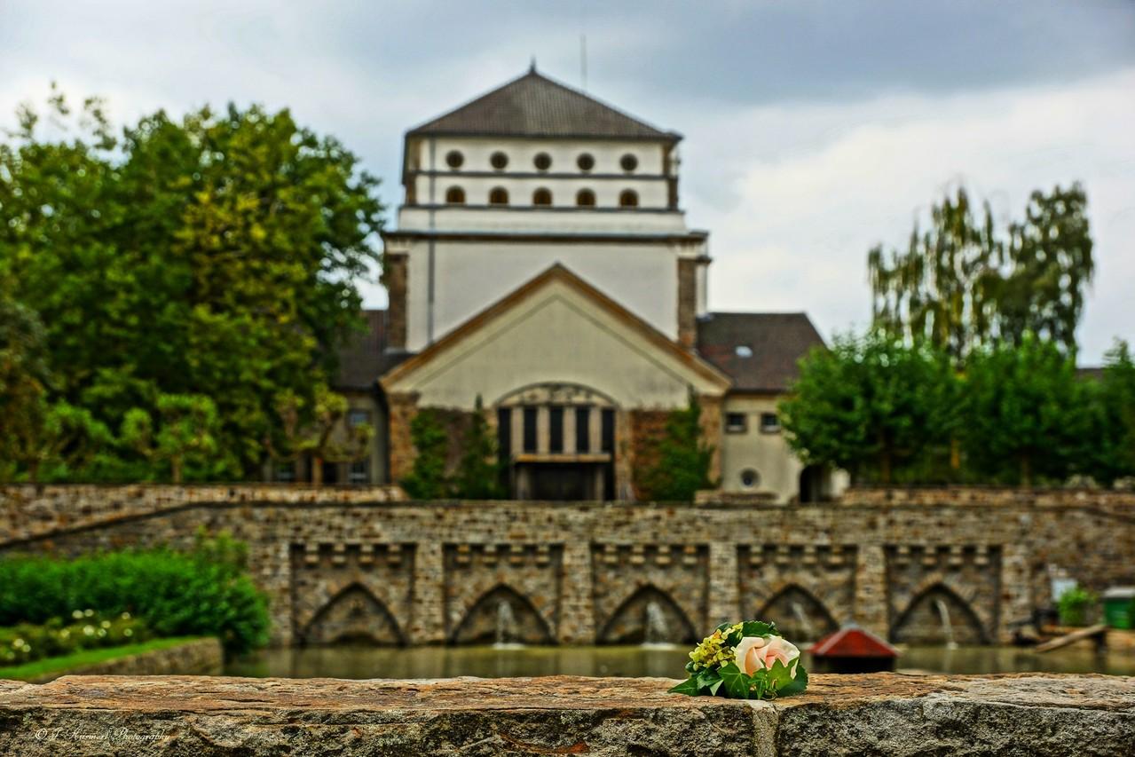 Trauerhalle Hauptfriedhof