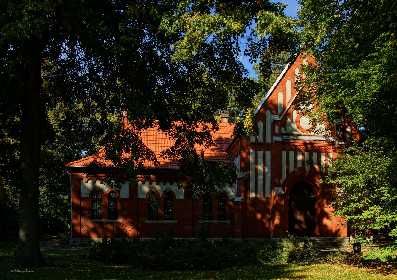 Trauerhalle Kommunalfriedhof Aplerbeck 1