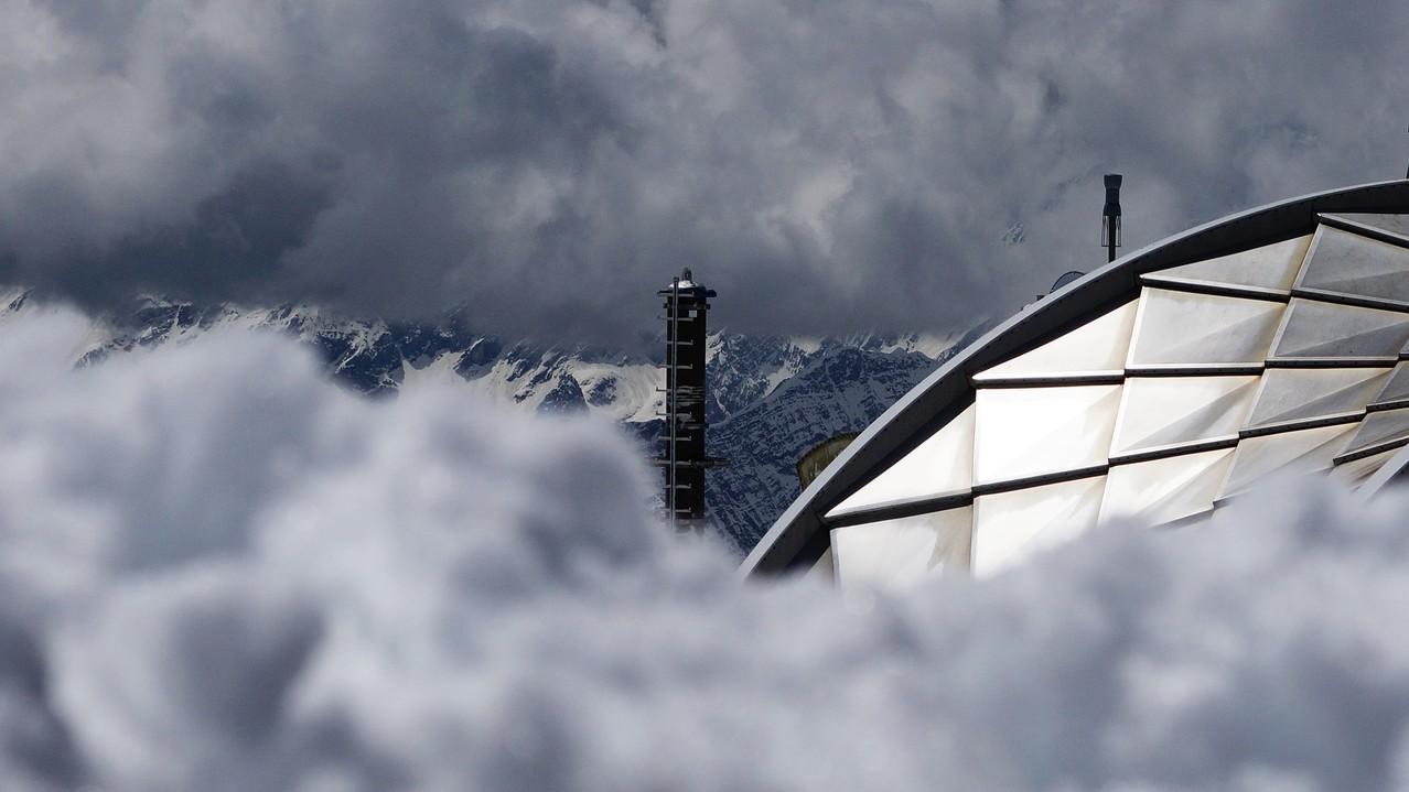 Zugspitze Forschungsstation