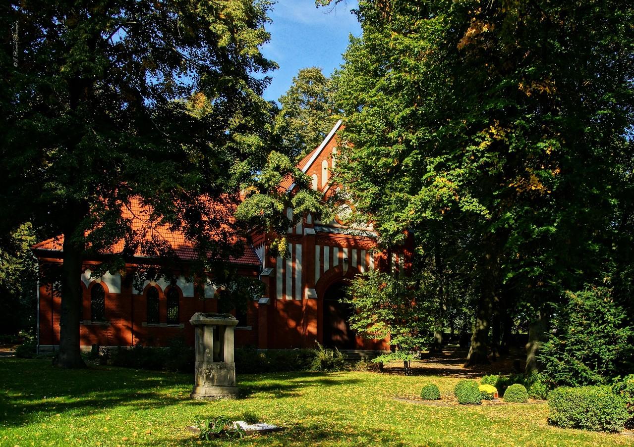 Trauerhalle Kommunalfriedhof Aplerbeck 2