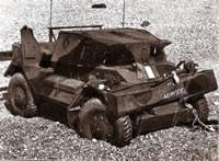 """7 Scout Car """"Dingo"""""""