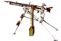 Machine gun M.G.34