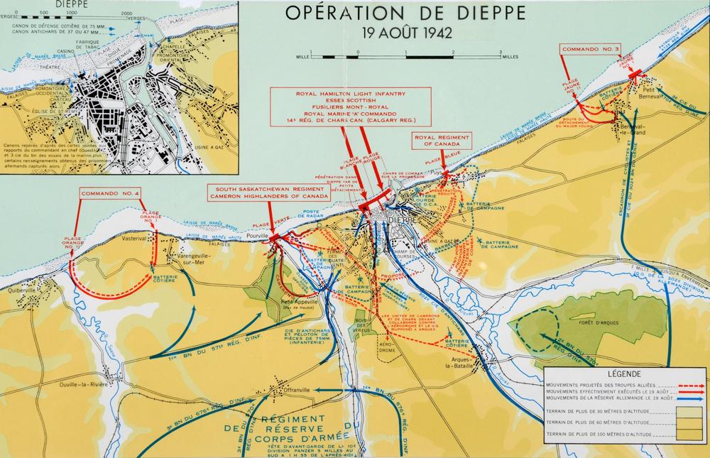 Opération de Dieppe