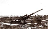 """Canons de 88 m/m Batterie """"Hindenburg"""""""