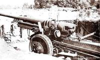 155 m/m guns