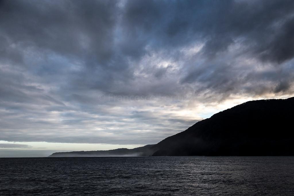 milford sound - nuova zelanda - mar di tasmania