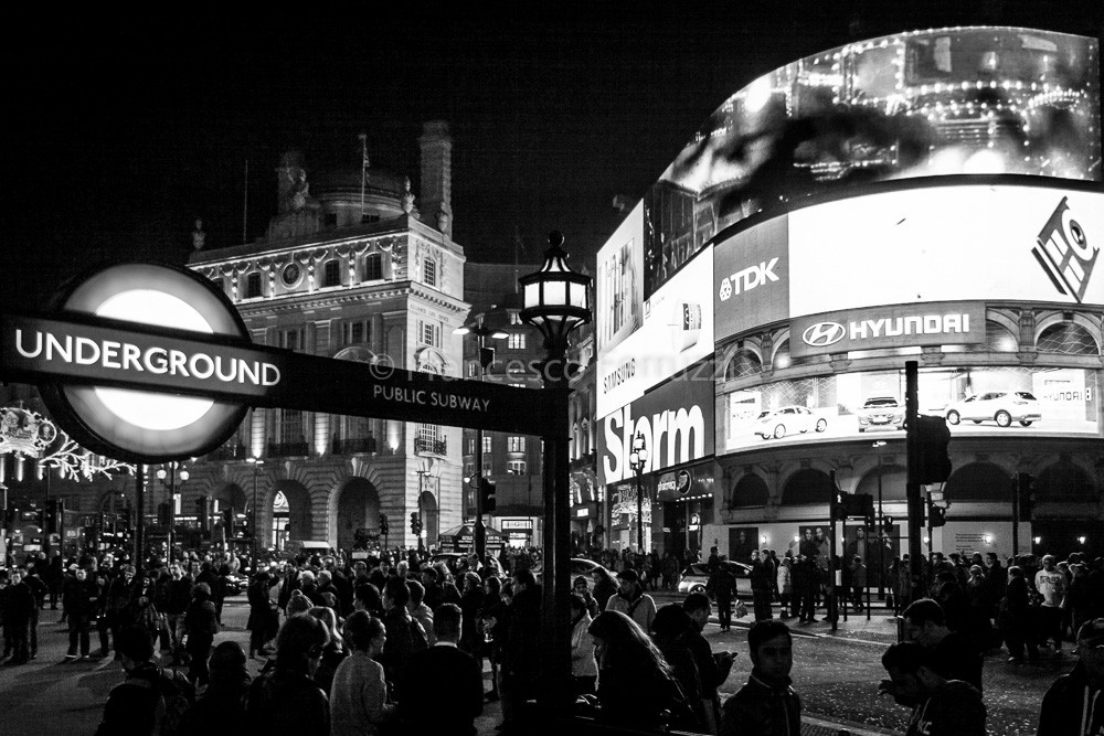 Londra: Piccadilly Circus
