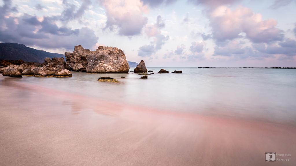 Elafonisi e la sua spiaggia rosa (Creta)