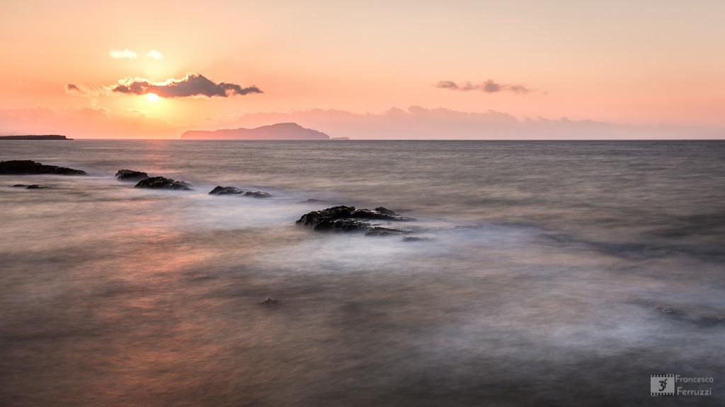 Tramonto a La Canea - Creta