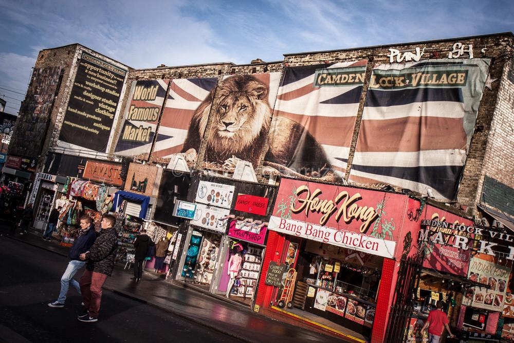 Londra: Camden Town [London: Camden Town]
