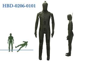 ヒューマンライクダミー 衝突実験用インパクタ