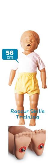 子どもの水難救助・乳児水難救助訓練マネキン