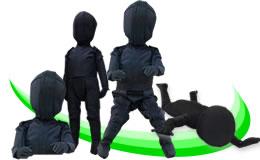 人体ダミー・製品評価用子どもダミー人形