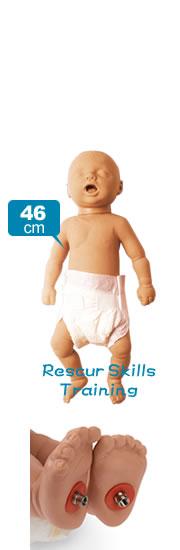 子どもの水難救助・新生児水難救助マネキン