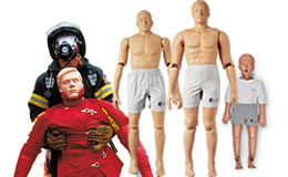 救助訓練マネキン・レスキューマネキン