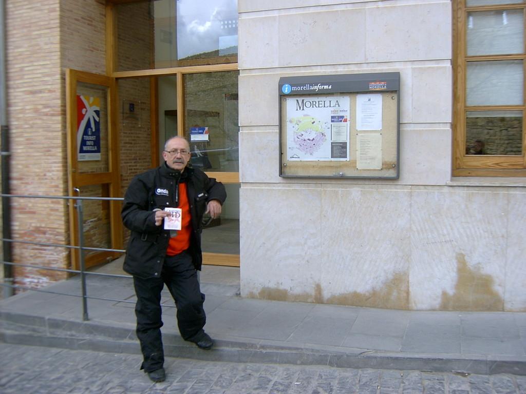 oficina de turismo en Morella