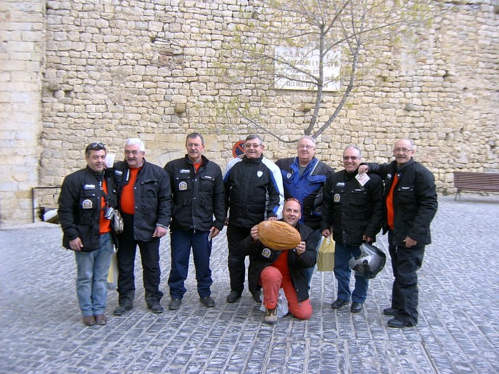 El grupo de montesistas