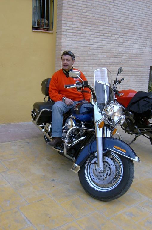 Juan Ramos nuestro reportero unidad rapida n 1