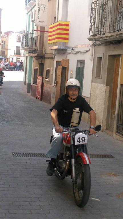 Vicente Aguilella el Super de los 2 tiempos