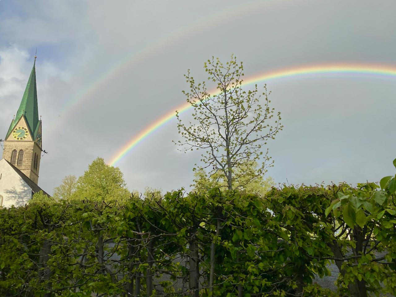 nicht nur ein regenbogen