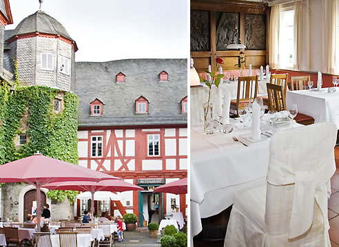 Hotel Restaurant Hohe Schule Herborn