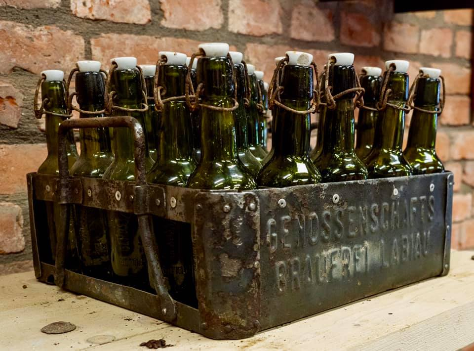 Originalabfüllung Brauerei Blankenstein